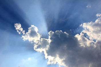 Glory of the Skies - Free image #286095