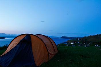 Camping, Isle of Skye!!! - Free image #286455