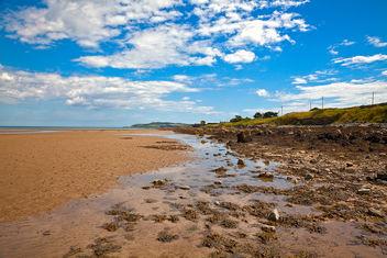 Malahide Beach - HDR - Free image #287585