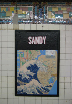 Hurricane Sandy - image gratuit #288215
