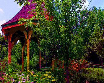 The Gazebo - Free image #288605
