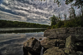 Sunfish Pond August - image gratuit #288995