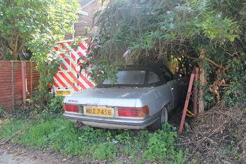 1983 Mercedes 380 SL auto - image gratuit #289515