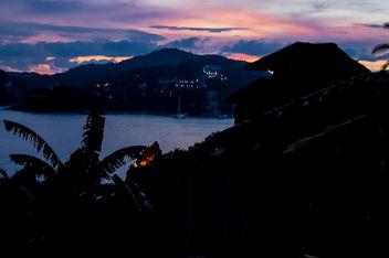 Sunset in Zihuatanejo - бесплатный image #290165