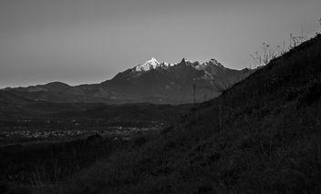 Alpi Apuane in B&W - Kostenloses image #290835