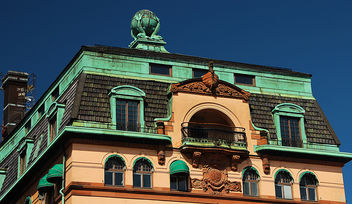 Old Building in Stockholm - бесплатный image #293125