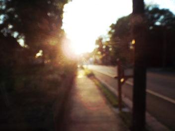 Blurred Sun. - Free image #293585