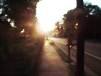 Blurred Sun. - Kostenloses image #293585