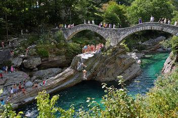 Ponte dei salti - image gratuit #293915