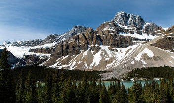 Bow Lake - Free image #294615