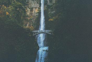 multnomah falls. - image #295625 gratis