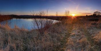 sunset - image gratuit #297055