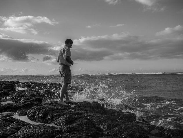Facing the Ocean - Kostenloses image #299035