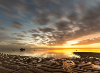 sunset XIII (Bali) - Free image #299835