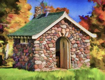 Stone Hut - image gratuit #300675