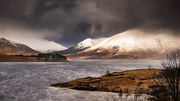 The Highlands - Scotland - Travel, landscape photography - бесплатный image #301305
