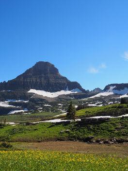 Mountain landscape - Free image #301325