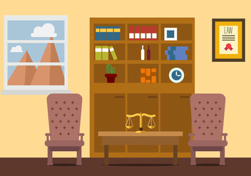 Law Office Vector Free Resource - Free vector #302135