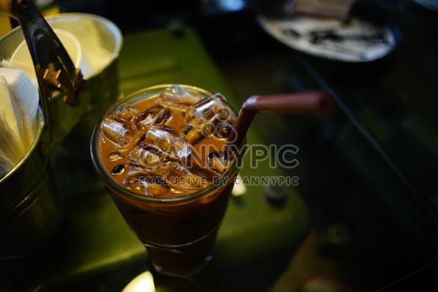 iced mocha coffee - Free image #302325