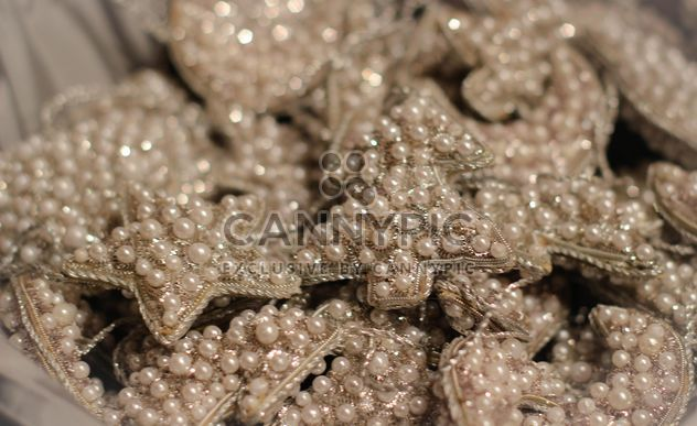 Christmas decoration pearls - Free image #302375
