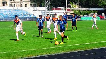 Chornomorets - Shakhtar football game - Free image #302565