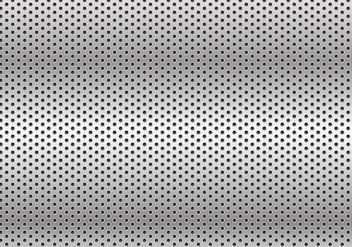 Free Metal Background Vector - Free vector #303075