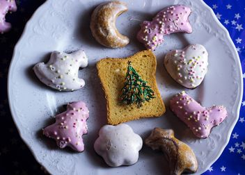 Christmas cookies - Kostenloses image #303245