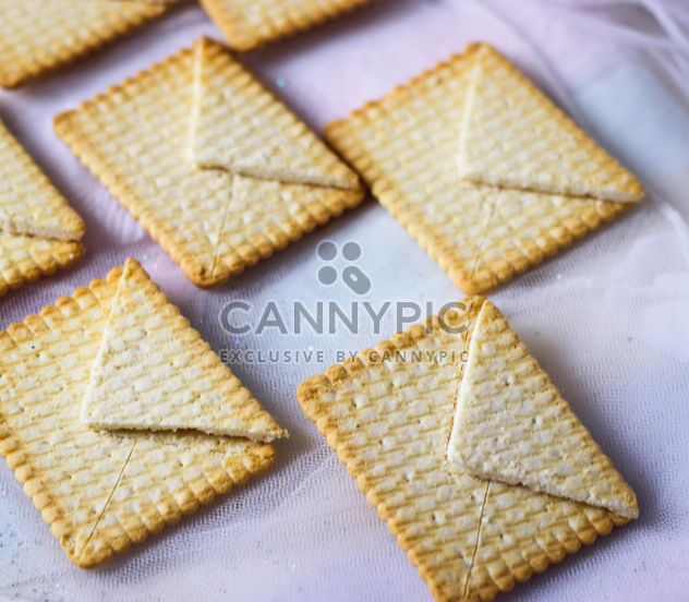 Mail message cookie - Free image #303265