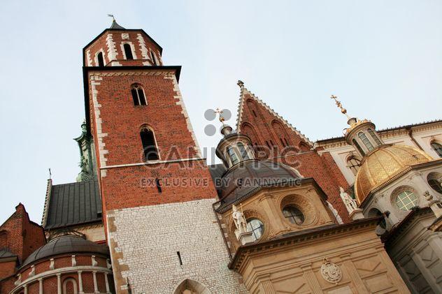 wawel cathedral, krakow, poland - бесплатный image #304115