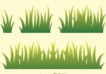 Grass Vector - vector #304215 gratis