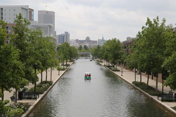 Indianapolis Canal - Free image #304475