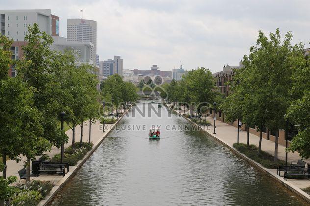 Canal de Indianapolis - Free image #304475
