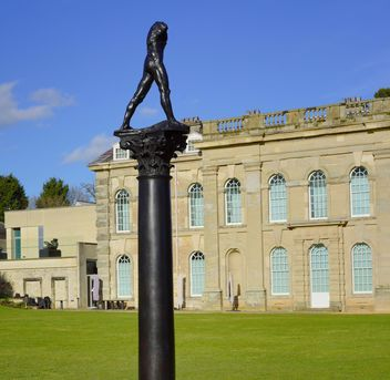 Auguste Rodin exhibition in National park in Gwynedd, North wales - Free image #304495