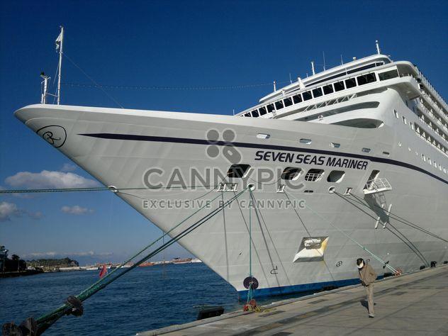 Seven Seas Mariner Cruise Ship - Free image #304635
