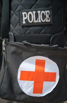 bulletproof vest - Kostenloses image #304655