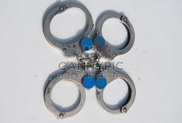 Handcuffs - Free image #304685