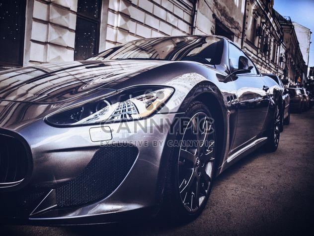 Деталь роскошного автомобиля - бесплатный image #304865