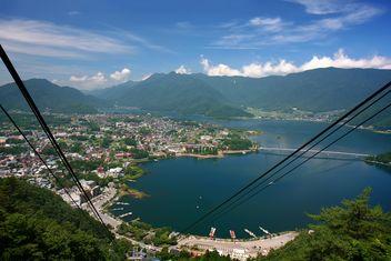 Lake Kawaguchi - Free image #305685