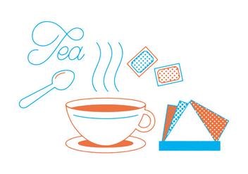 Free Tea Vector - Kostenloses vector #305845