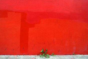 Red Wall - image gratuit #309565
