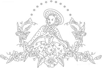 Pillowcase Pattern - Free image #309585