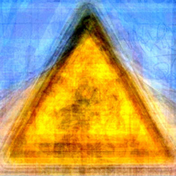Interesting Basics - Yellow Triangle - image #309895 gratis