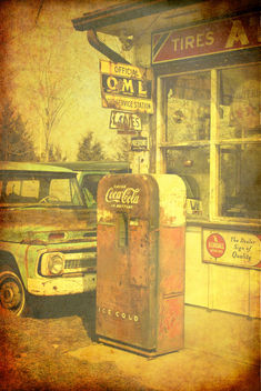Filling Station - Kostenloses image #312245