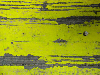 yellow bench - Free image #312325