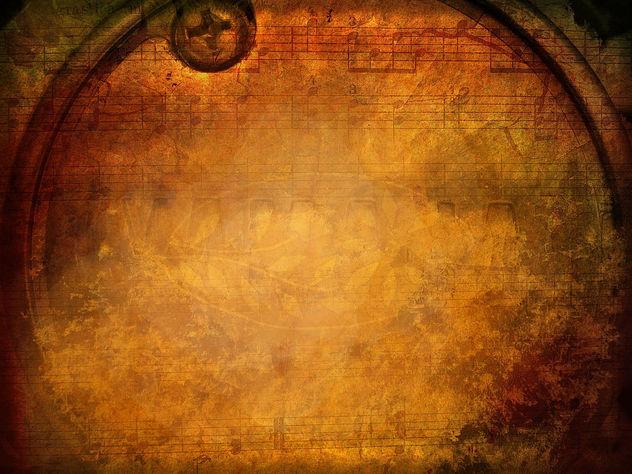 oriental sound- free texture - Free image #312835