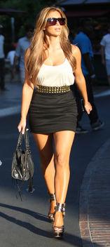 Kim Kardashian more Benjamin Eyewear - Free image #314235