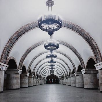Gold Gate subway station - бесплатный image #317365