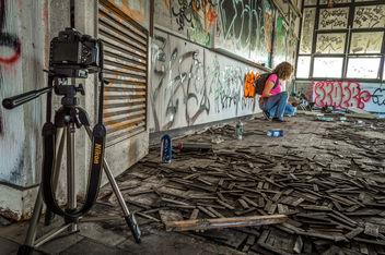 Milf Floor Decay - Free image #319265