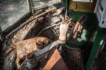 Brisbane Tram Cab - Kostenloses image #319355