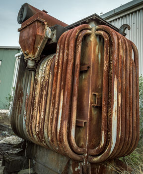 Rusty Something - Free image #319435